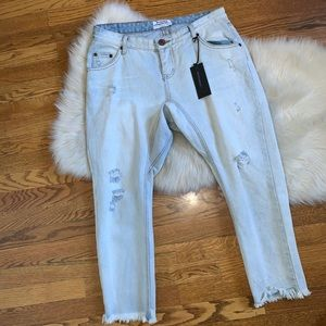 One teaspoon Lonely boy light wash jeans 30 NWT